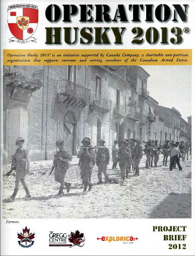 Operation Husky-1943/2013